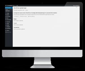 Computerskærm. Professionel WordPress Support og WordPress hjælp. Rene Sejling - Viborg