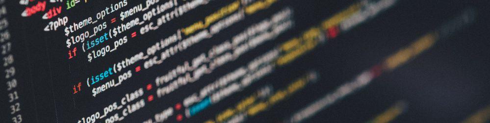 Styrk din WordPress sikkerhed og undgå at hackere roder med din kode. Screenshot af WP-kode.