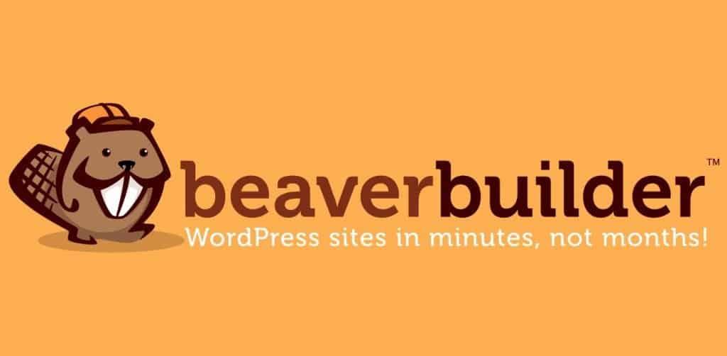 Beaver Builder logo. Den bedste WordPress page builder på markedet. René Sejling.
