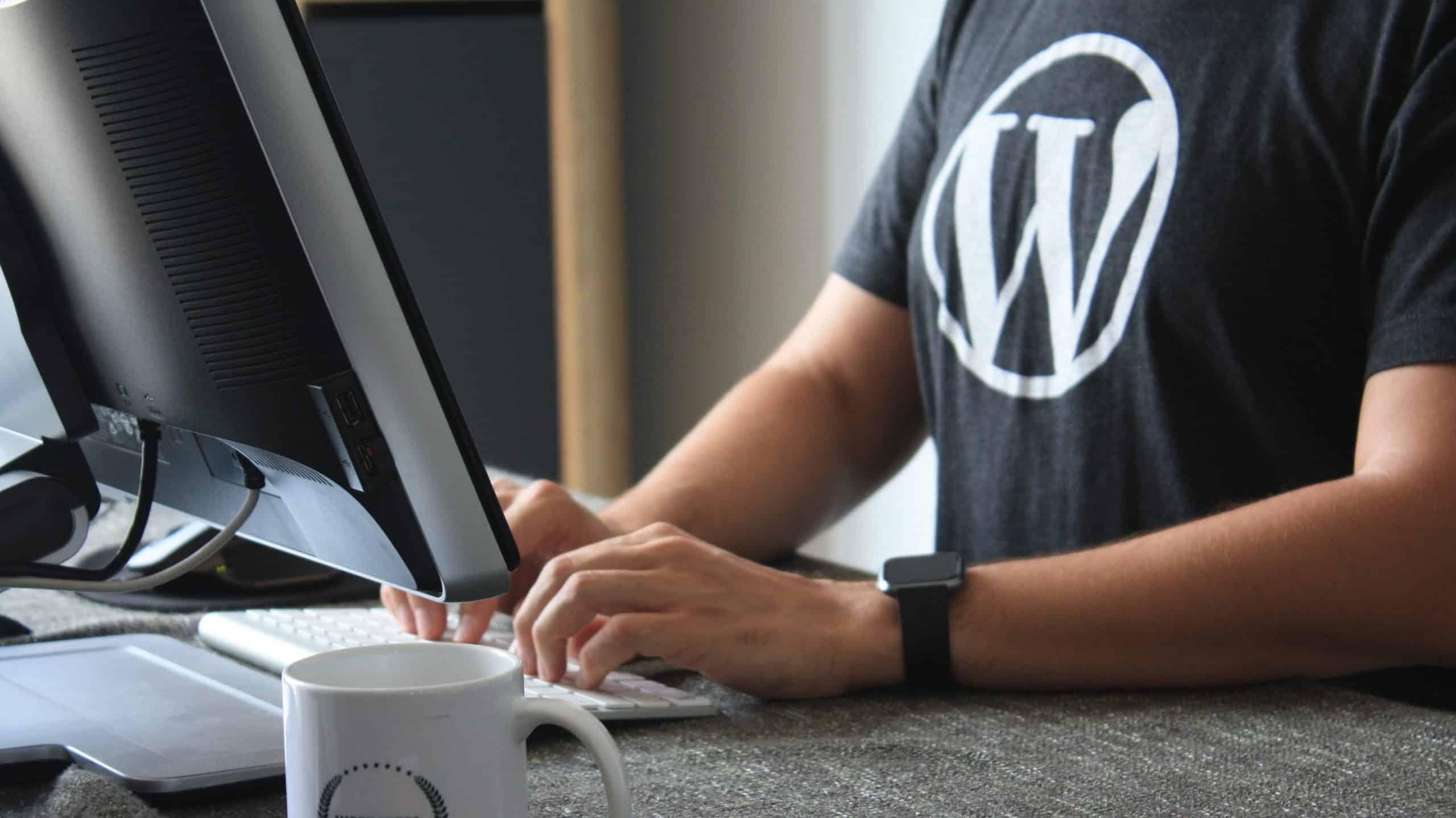 Mand v. pc. oprettelse af webshop. Guide til opstart af netbutik. René Sejling