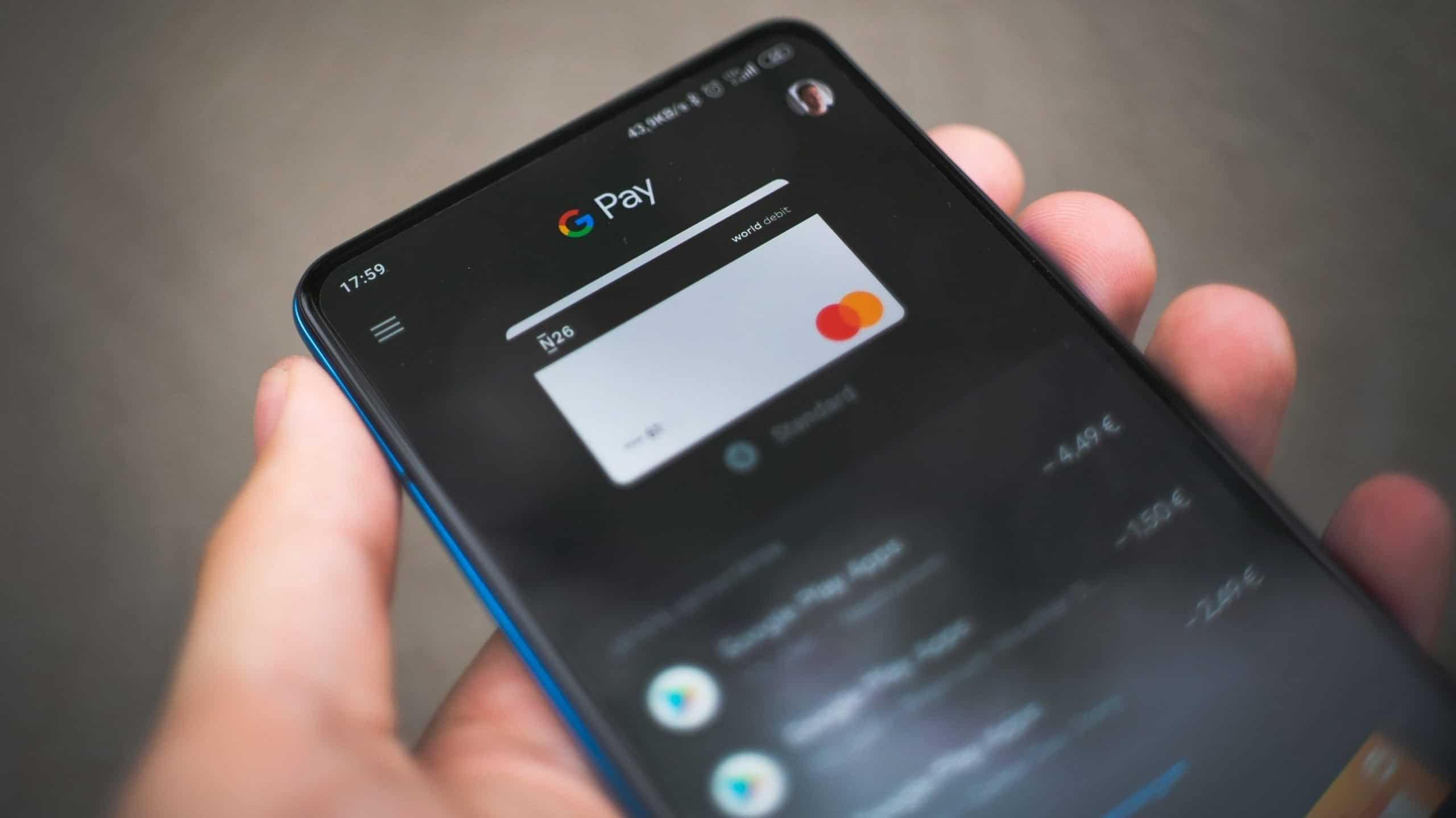 Mobil m. G-pay. Starte webshop. Hvilken betalingsløsning til netbutik. Rene Sejling.